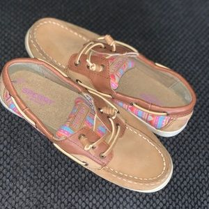 Sperry Kids Songfish Size 4